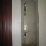 Įrengtas dušas