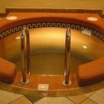 Hidromasazinė vonia - kubilas